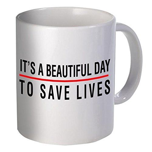 Put a smile on the face of your best friend, boss or office coworkers with a gift that they actually will use.  - http://kitchen-dining.bestselleroutlet.net/product-review-for-best-funny-gift-11oz-coffee-mug-doctor-its-a-beautiful-day-to-save-lives-perfect-for-birthday-men-women-present-for-him-her-son-daughter-sister-brother-wife-husba/