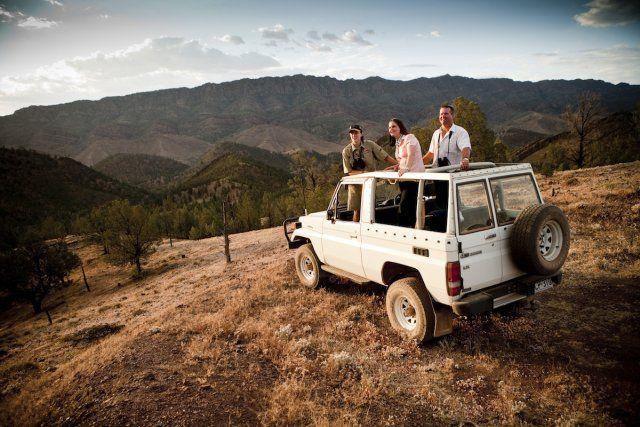 Flinders Ranges & Outback > SA Destinations > Caravan and Camping Industries Association of SA