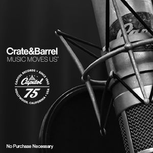 I entered 4 a chance to win 2 tickets to a star-studded party @ Capitol Records…