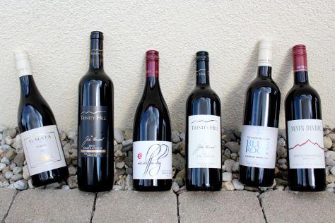 Unser Neuseeland Rotwein Paket