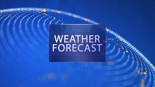 World Weather Forecasts (News) #Envato #Videohive #aftereffects