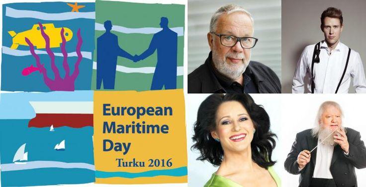 Euroopan meripäivä: merihenkinen hyväntekeväisyyskonsertti | Turun filharmoninen orkesteri