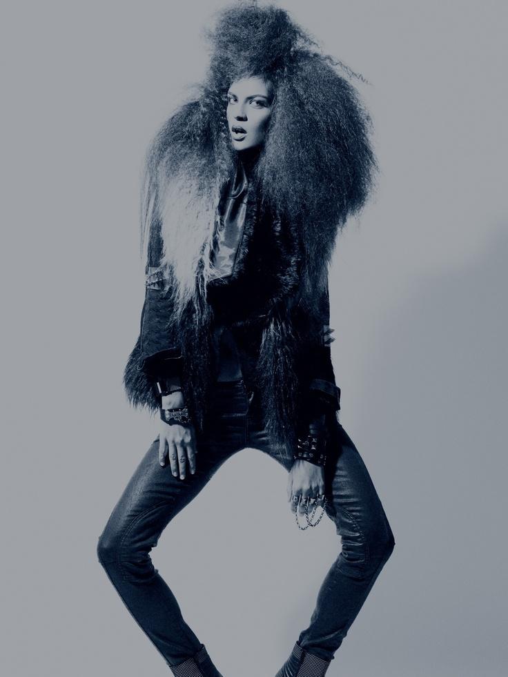 Katelyn Fashion Story 2012   Hair: Dennis Marshall Cooper  Photographer: Robert John Kley  Styling: Jimi Giovanni Urquiaga  Makeup: Sarah Purney  Model: Katelyn Pascavis