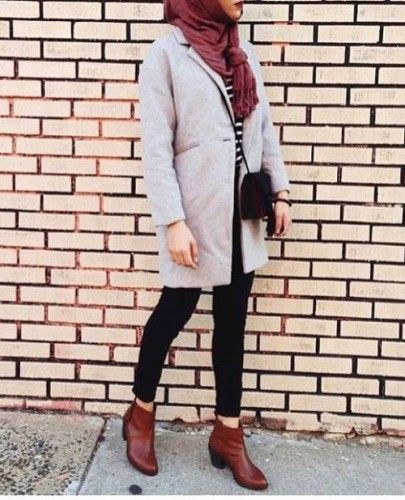 chic hijab fashion trend, Hijab trends from the street…