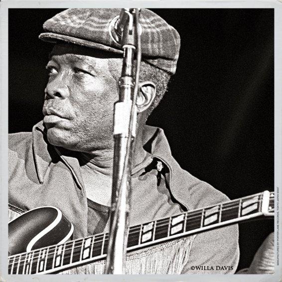 John Lee Hooker by Bluesoundz Radio, via Flickr