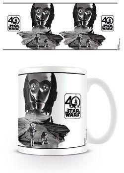 Tähtien sota - C-3PO (40th Anniversary ) Muki