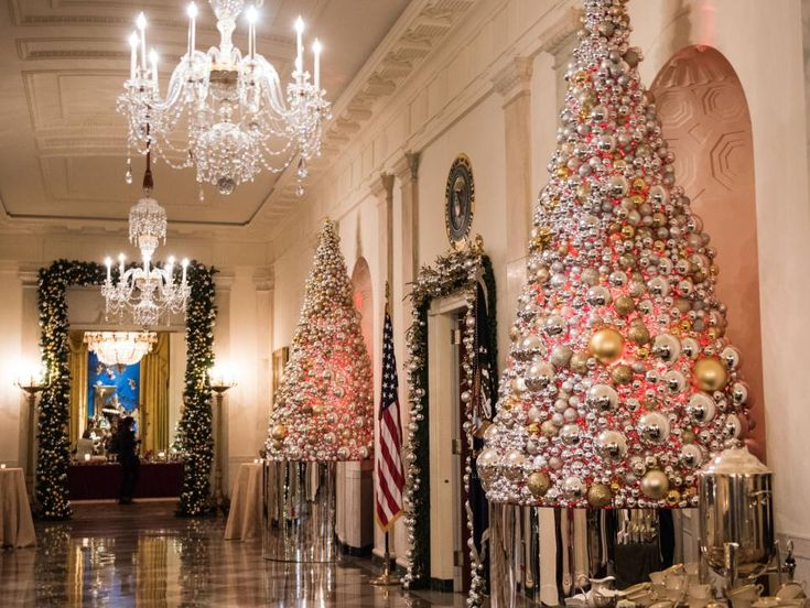 301 best Christmas at the White House images on Pinterest | White ...