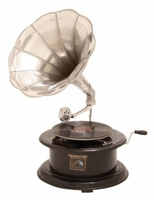 buy wood rod gramophone a musical decor designed with fine