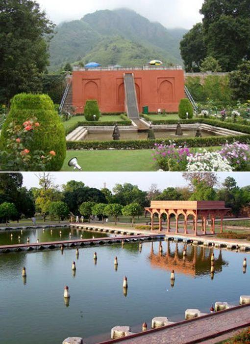 El Jardín Shalimar – Pakistan