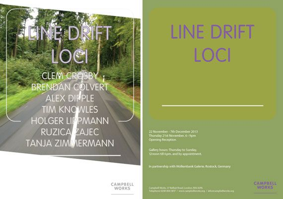 LINE DRIFT LOCI | Campbell Works