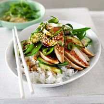 WeightWatchers.be - Weight Watchers Recepten - Japanse kip met rijst Blijft nog steeds een super yummie