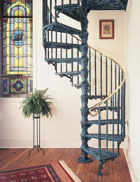 Best Victorian Spiral Staircase Photo Gallery Spiral 400 x 300
