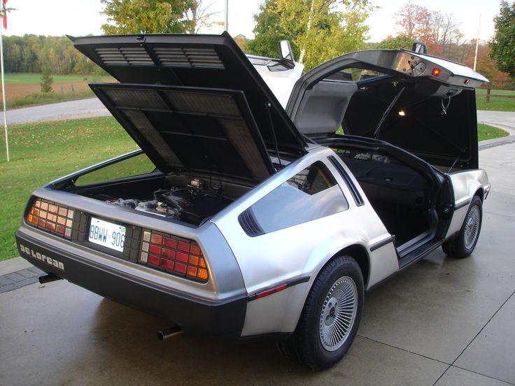 200 migliori immagini Delorean su Pinterest Auto, Automobili E-8031