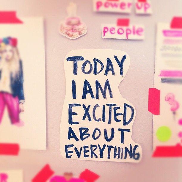 ...everyday!