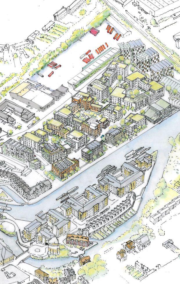 Brentford Lock by Ash Sakula Architects