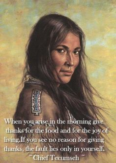 Native american sayings/// I've had this picture, without the quote, on my wall since I was a little girl. Now my youngest daughter has it.