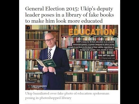 UKIP leadership: extreme policy positions expose the nut in Paul Nuttal