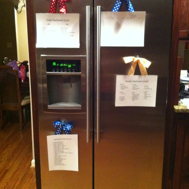 Solution To No Magnets On Stainless Steel Refrigerator Suction Cup Hooks Diy Fun In 2018 Pinterest Home And