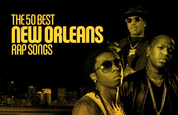 The 50 Best New Orleans Rap Songs -- Explore The Big Easy's rich musical history with bounce music classics and hits from No Limit and Cash Money.