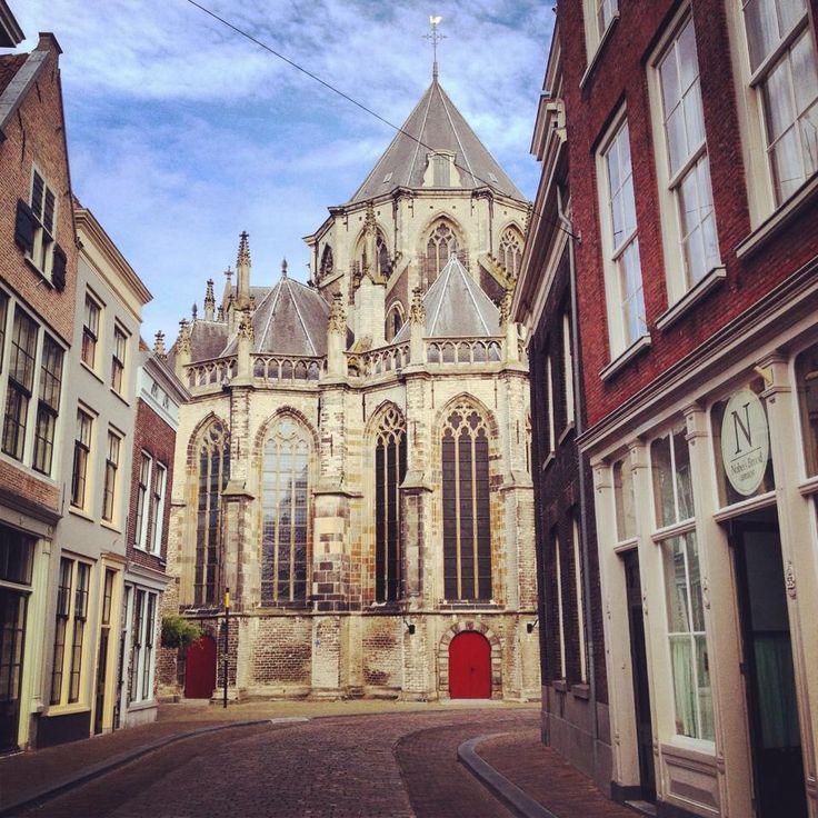 Dordrecht grotekerksbuurt