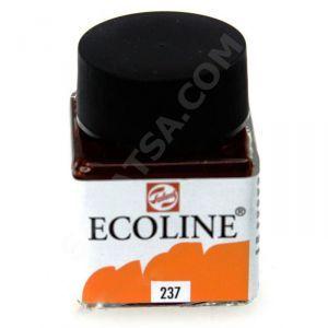 Talens Ecoline Sıvı Suluboya 30 ml. 237 Deep Orange