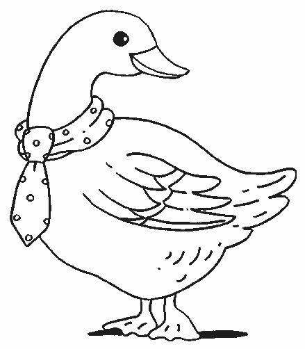 Dieren Kleurplaten voor kinderen. Kleurplaat en afdrukken tekenen nº 167