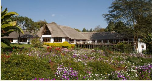Ngorongoro Farm House main house