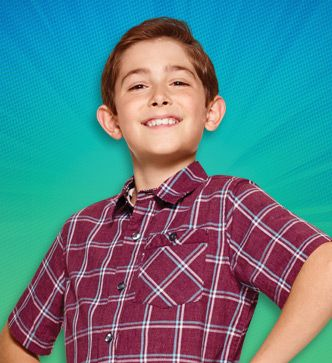 Billy Thunderman from the Thundermans