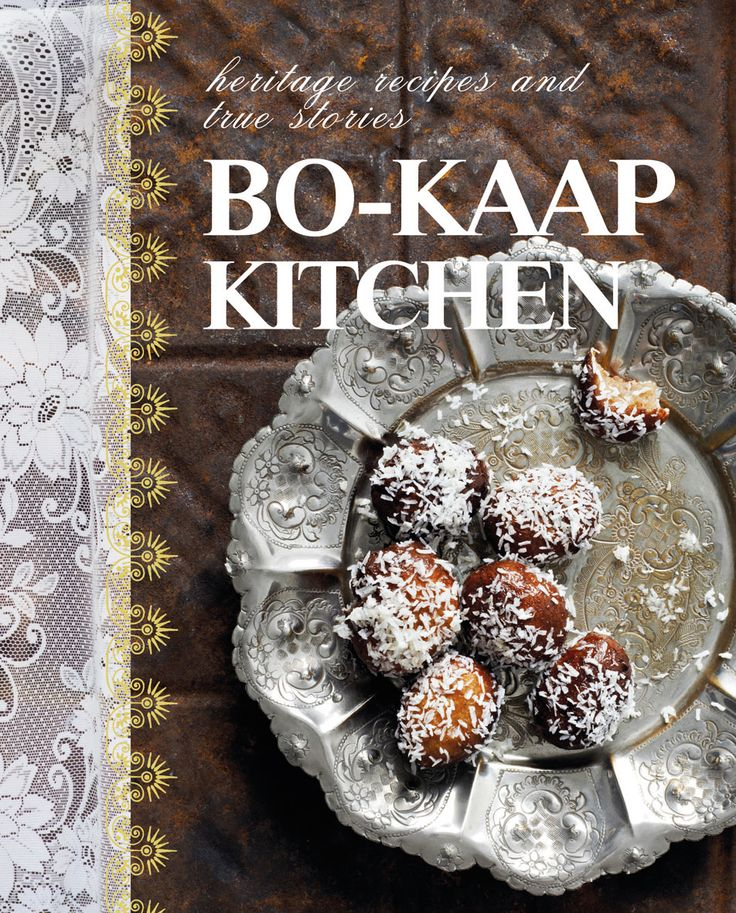Heritage recipes and true stories celebrating the Bo-Kaap. #capemalay #quivertreepublications