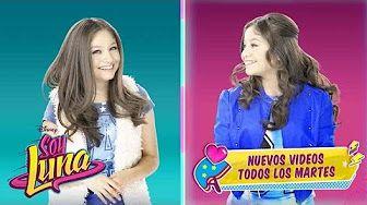"Soy Luna - Momento Musical - Ámbar, Jazmín y Delfina cantan ""Chicas así"" - YouTube"