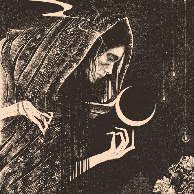 The Myth & Folklore of Glyn Smyth — Dark Art & Craft