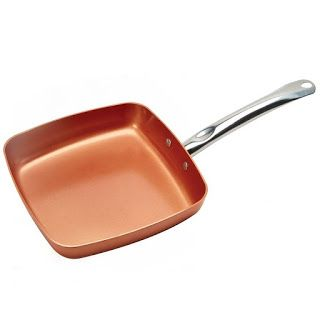 Review This!: Copper Chef Square Fry Pan Review