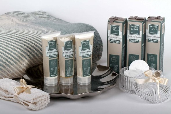 Selection of Hand and Body Creams