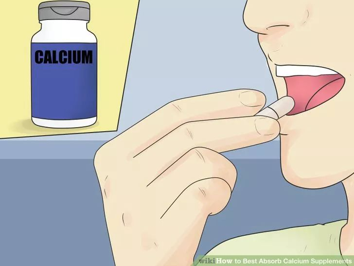 How to best absorb calcium supplements