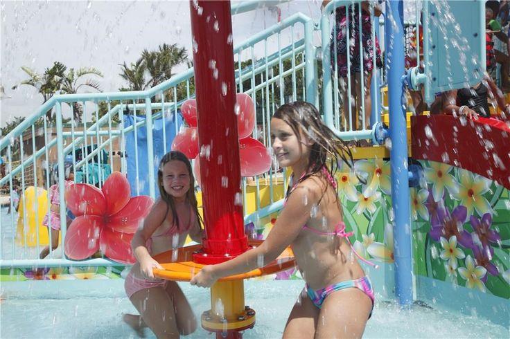 Wild Waves Water Park - Kidz Zone