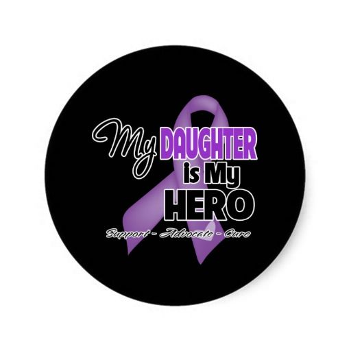 display your support for your hero while raising awareness