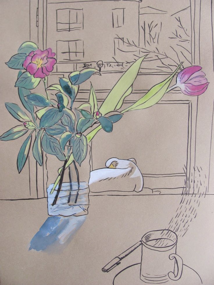 Le avventure di Vanda: pomeriggio di quasi primavera