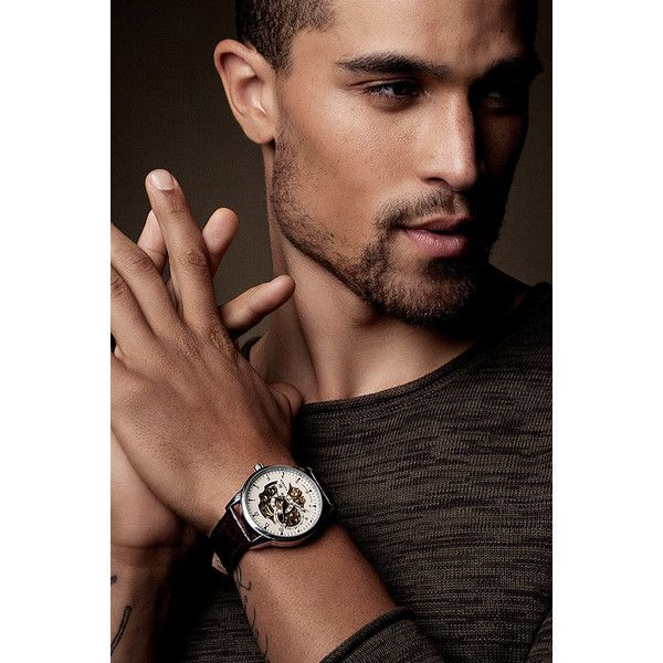 MM Scene Male Model Portfolios Male Models Online ❤ liked on Polyvore featuring men and victor ross