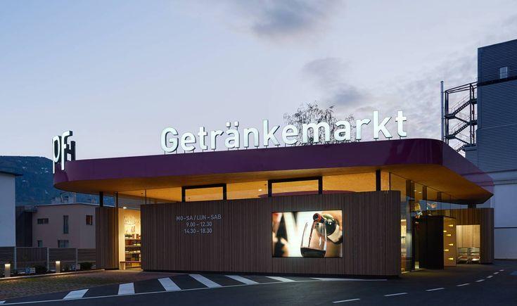 Eurolicht   Harpf Getränkemarkt – Bruneck
