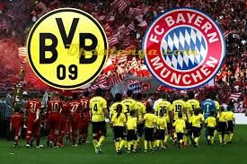DFB Pokal- Bayern v. BVB tomorrow, so excited