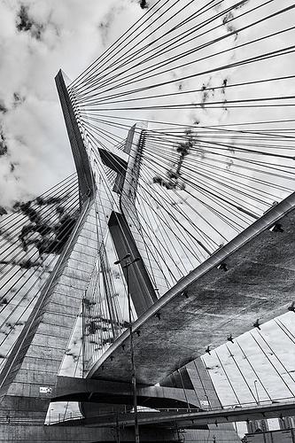 Morumbi Bridge - São Paulo - Brasil