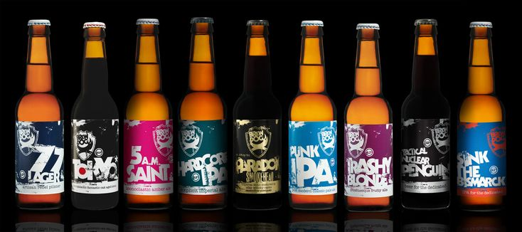 Bored of the industrially-brewed lagers and ales that had permeated UK bars and off-licences for years, childhood friends Martin Dickie and James Watt decided to take matters into their own hands by brewing their own beers. In April 2007, the world was introduced to BrewDog. The co-founders were only 24 at the time, but that didn't …