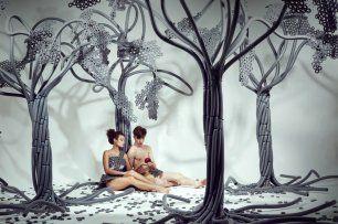 О самой первой любви на земле! О любви Адама и Евы