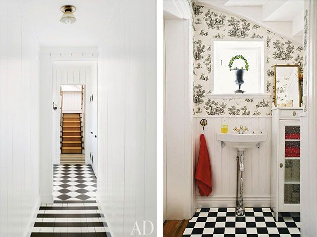 20 best papier peint wc images on pinterest wallpaper paint and tips. Black Bedroom Furniture Sets. Home Design Ideas