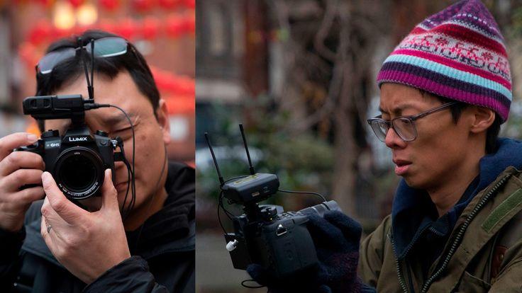 Panasonic GH5 autofocus and Dual IS testing with Kaiman Wong and Dan Chung