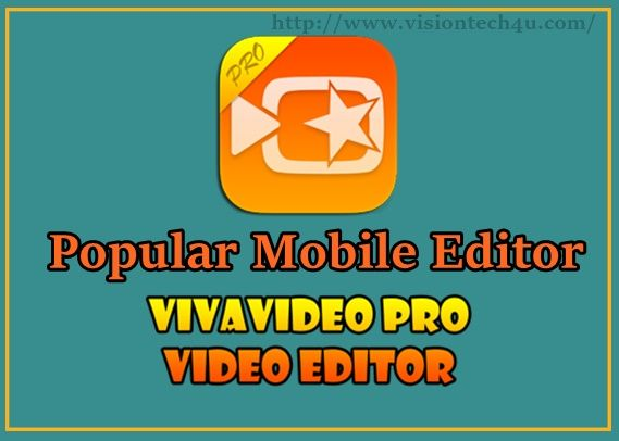 Among the top video editing applications for android, vivavideo pro apk latest version is the best. You can know more about the app once you have downloaded in device.