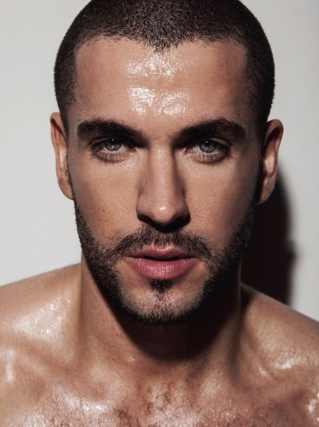 "Former ""X Factor"" Winner Shayne Ward Bares All"