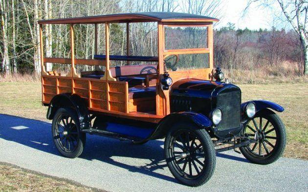 1918/20 Dodge Depot Hack