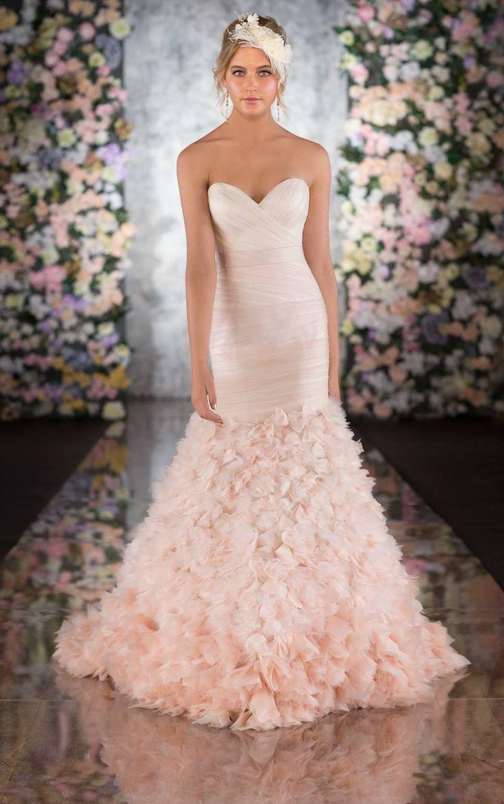 Mejores 51 imágenes de Vestidos Boda en Pinterest | Vestidos de boda ...