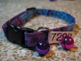 FlossieBlossoms: Let's make cat collars and save a ton of money!